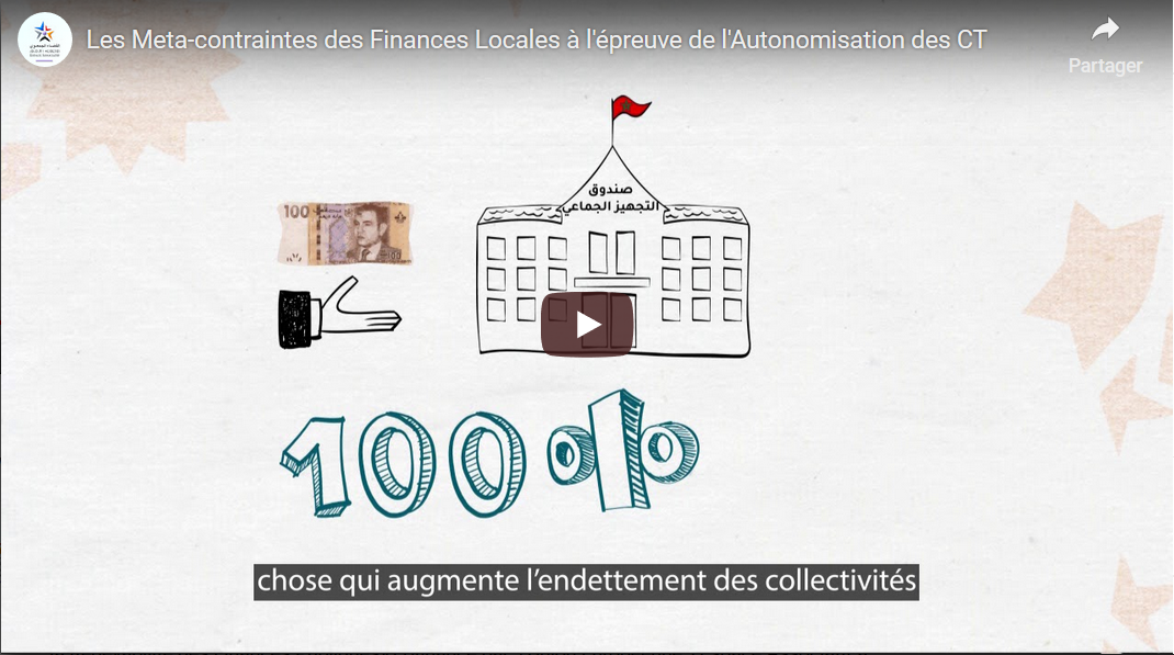 Les Meta-contraintes des Finances Locales à l'épreuve de l'Autonomisation des CT